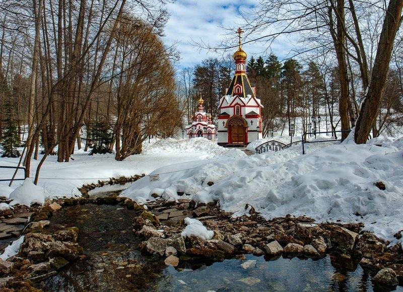 город,Талеж Зима в Талежеphoto preview