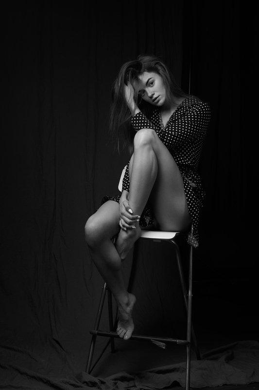портрет красивой девушки Катяphoto preview