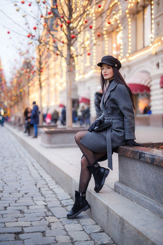 #portait #model #girl #портрет #модель #девушка #арт Таняphoto preview