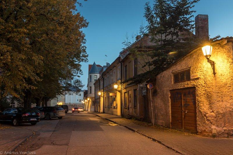 Kompanii street in Tartuphoto preview