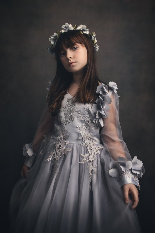 children, child Enchanted.photo preview