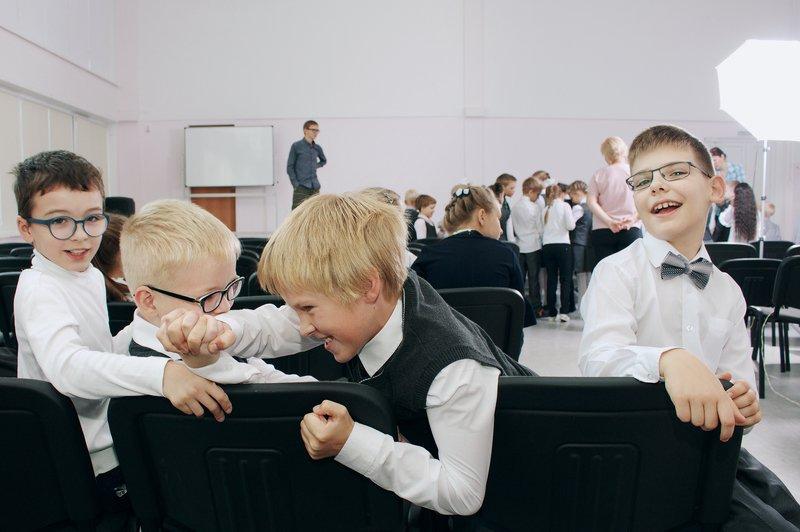 дети, школа, школьник, андрейларионов В школеphoto preview
