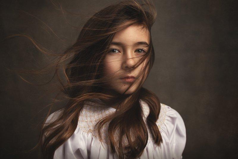children, child Courage.photo preview