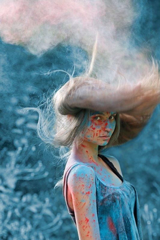 portrait color canon Oleg_Grachev girl Telepathyphoto preview