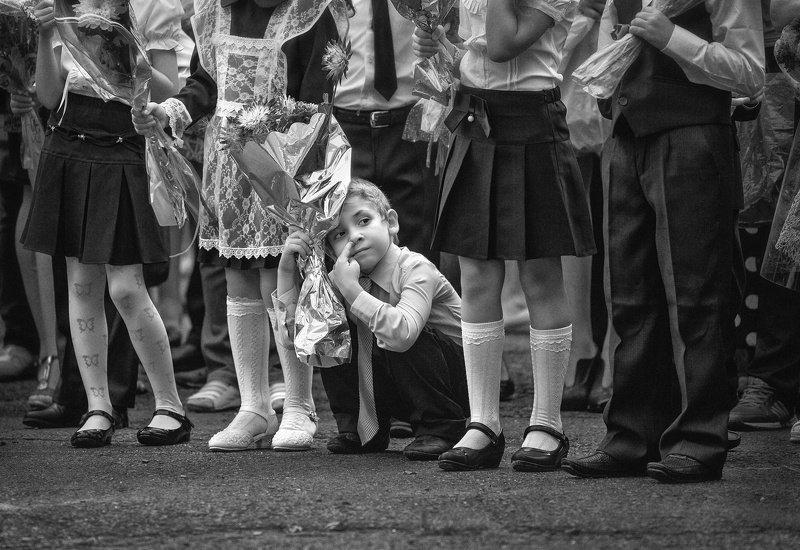 школа, дети Однажды в день знаний...photo preview