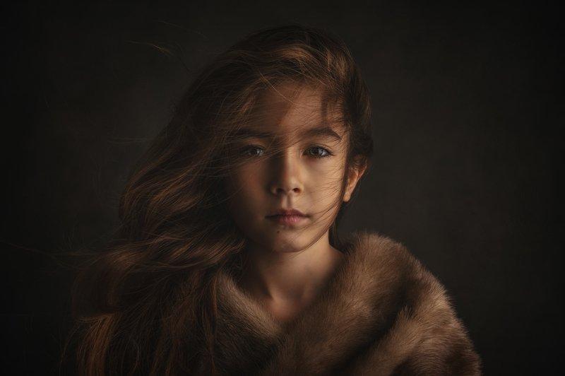 children, child Fierce.photo preview