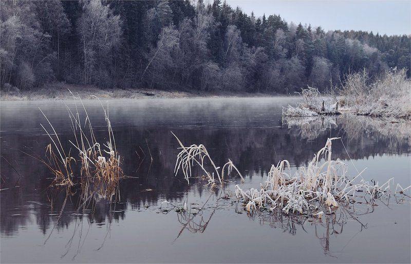Ноябрь на рекеphoto preview