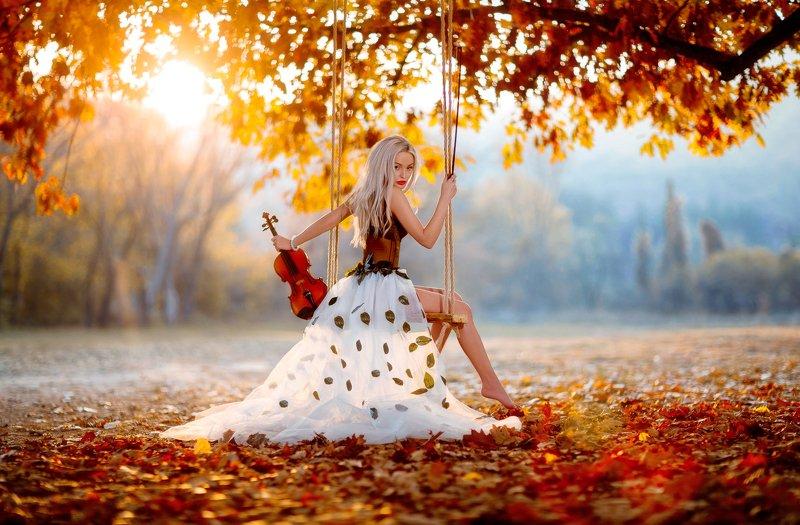 Осенняя мелодияphoto preview