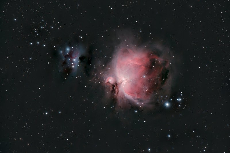 astrophotography M42 - Great Orion Nebulaphoto preview