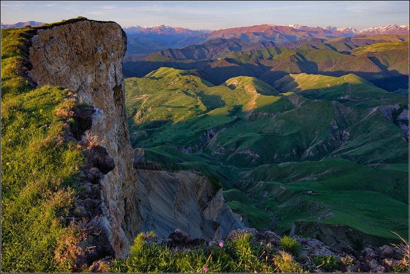 дагестан, утро, горы *  *  *photo preview