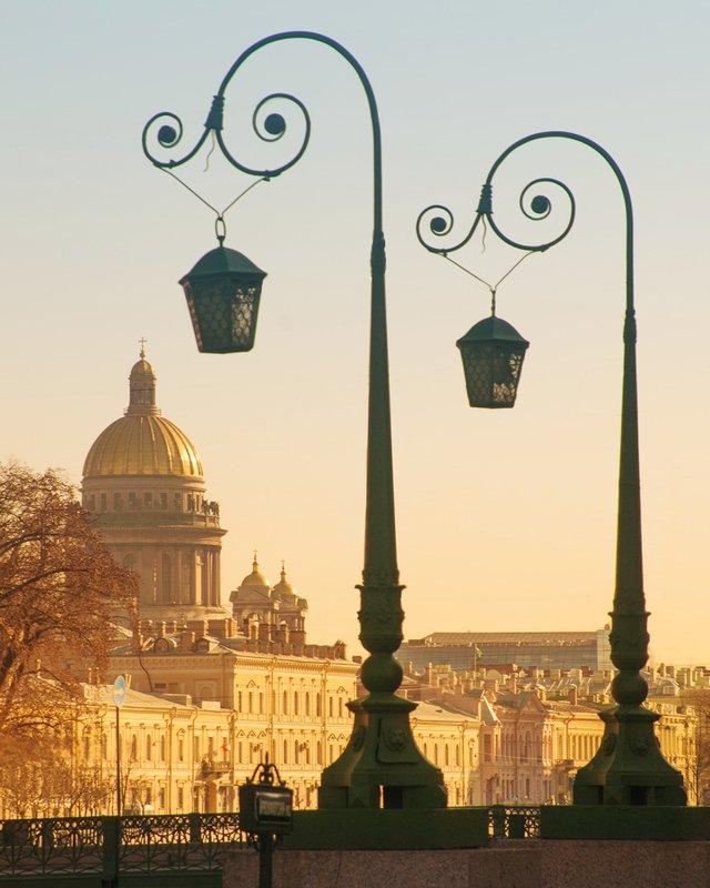 фонарь петербург мойка краснофлотский мост Петербургские фонариphoto preview