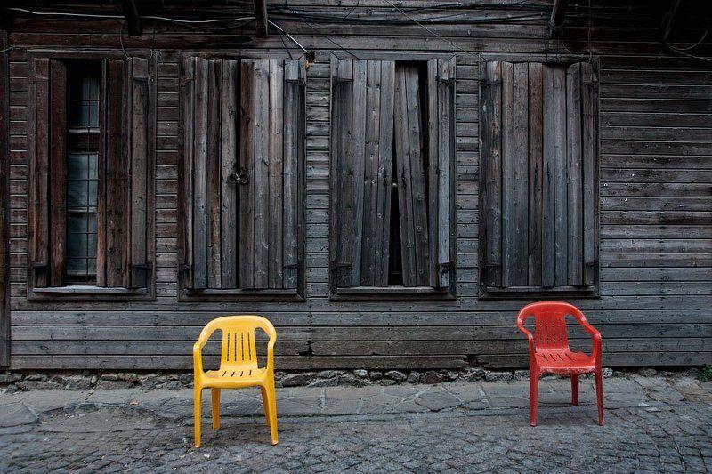 Окна старого Созопля.photo preview