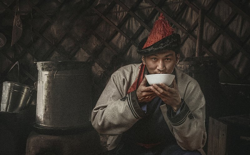 Mongolian teaphoto preview
