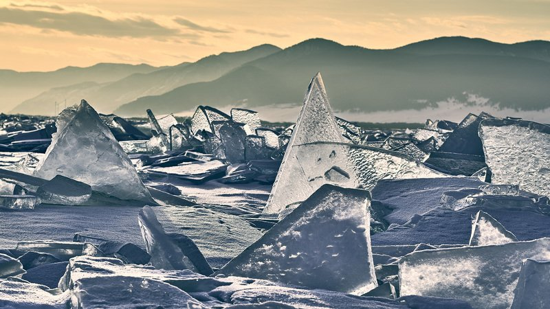 Байкальские торосыphoto preview