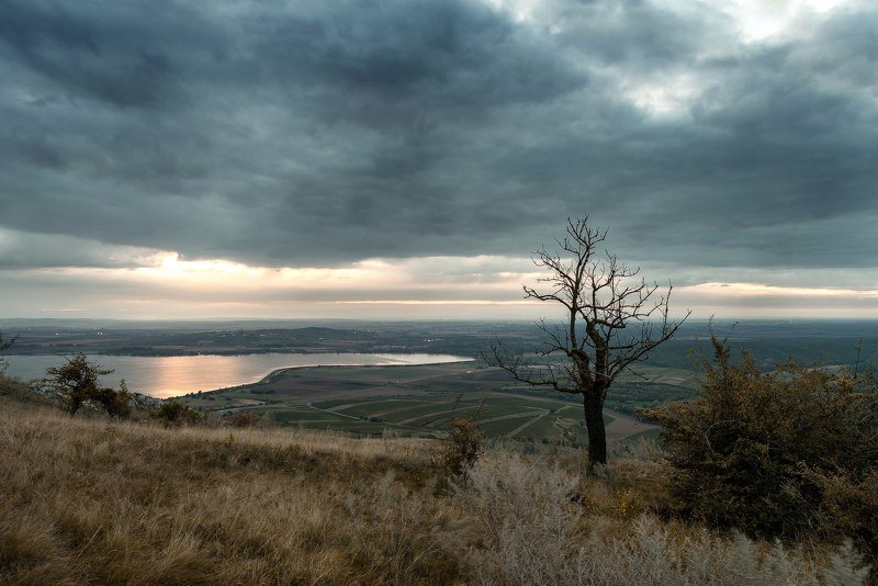 sunrise, moravia, landscapes Sun rise in south Moraviaphoto preview