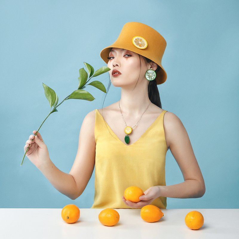 lemons, rhapsody, лимоны, фэшн, бьюти, желтый Lemon Rhapsodyphoto preview