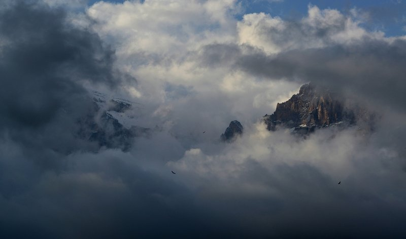 Кабардино-Балкария, Верхняя Балкария, гора Ликоран Верхняя Балкария гора Ликоранphoto preview