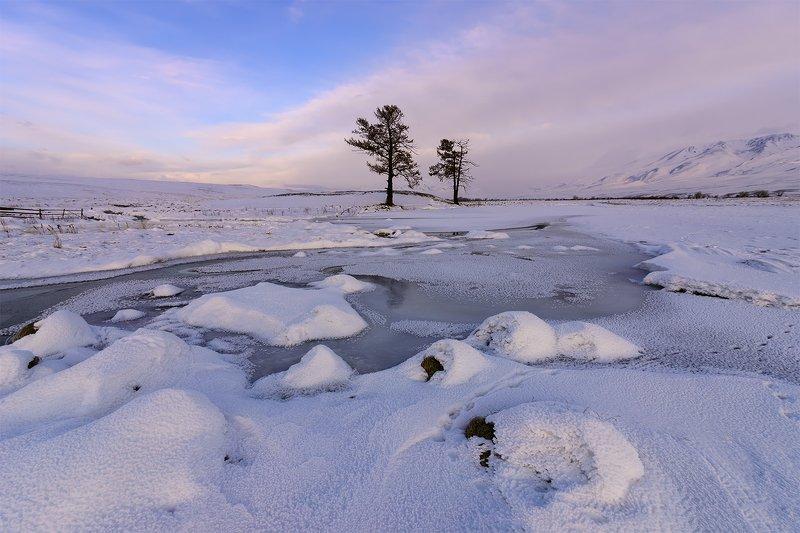 Зимнее утро...photo preview