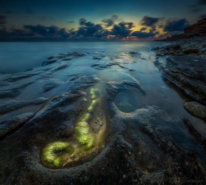 природа,пейзаж,крым,севастополь,россия,закат,море,черное море,фототур Нечтоphoto preview