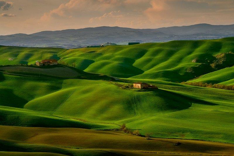 tuscany, тоскана, путешествие по тоскане, tuscany photos landscape, весенняя тоскана, пейзажи тосканы, tuscany landscape photography Tuscany fieldsphoto preview