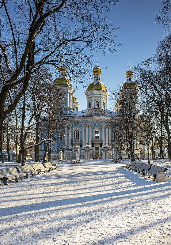 Зимой у Никольского.photo preview