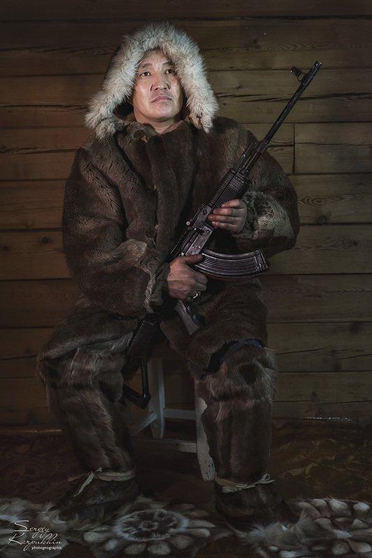 Профессиональный охотник Виктор Протопоповphoto preview