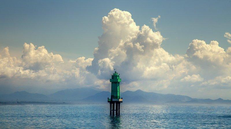 Зеленый маякphoto preview