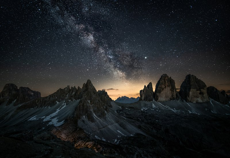 @landscape@mountains@nightscape@iceland@photography@milkyway Sasso di Sestophoto preview