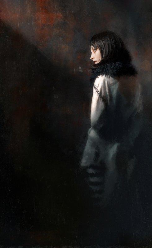 портрет, постановочная фотография, модель, фешн, евгений корниенко Пьетроphoto preview