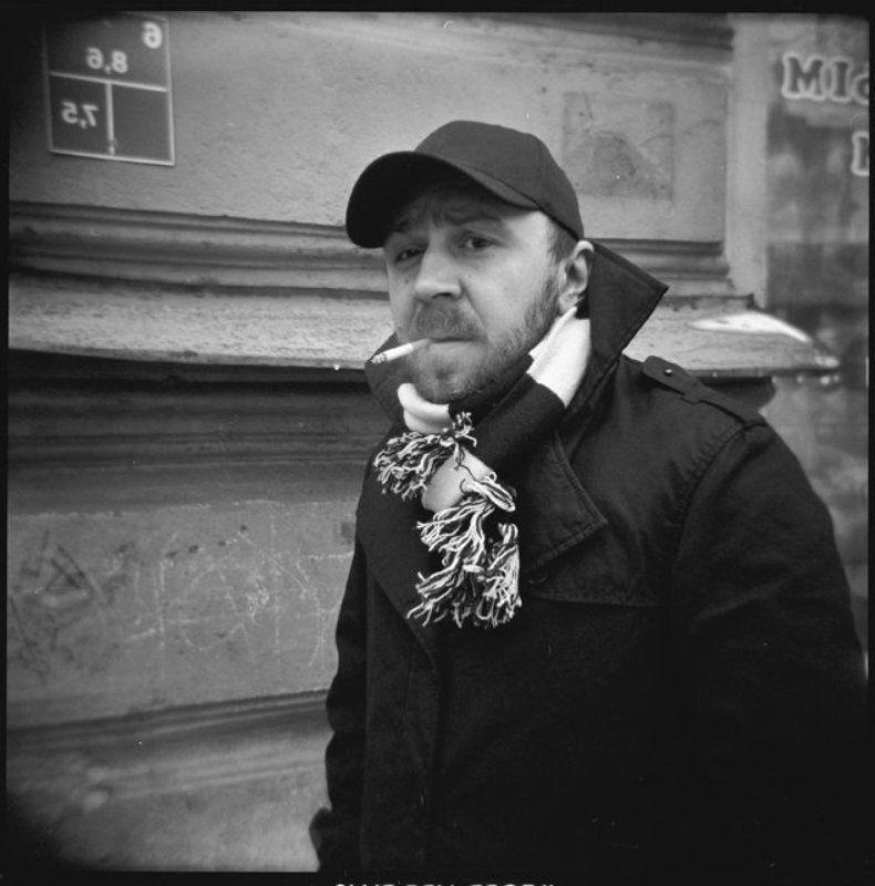сергей  holga [  ] лицо ленинградскоеphoto preview