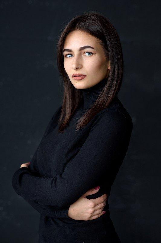 nikon, russia, 85mm, портрет, portrait Olgaphoto preview