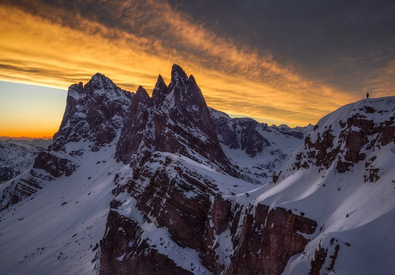 @landscape @mountains @sunrise @dolomites @photography @italy Secedaphoto preview