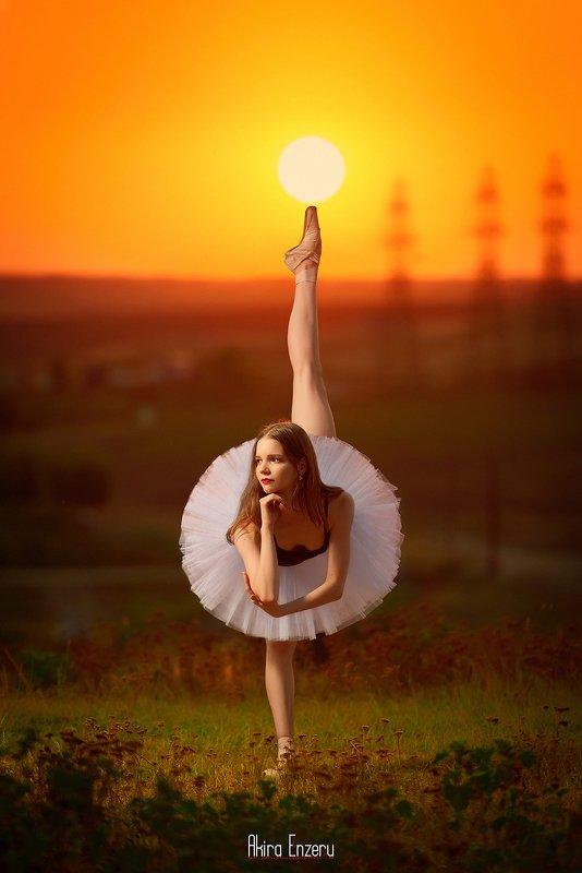 ballet, ballerina, dance Солнце мое!photo preview