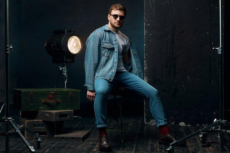 портрет, фотосессия, nikon, profoto, photoshoot, photographer Иван и Владаphoto preview