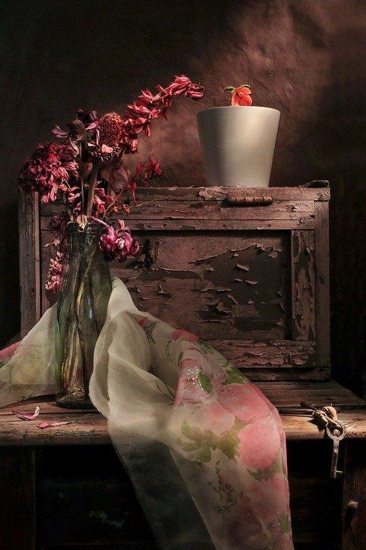 натюрморт,аленький цветочек, Возрождение...photo preview