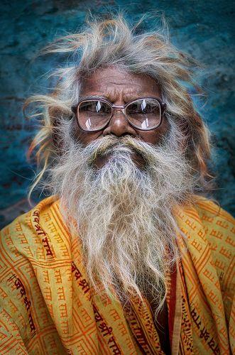 Hairy Sadhu