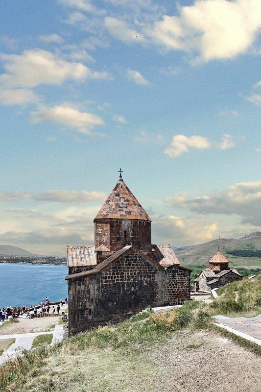 Севанский монастырьphoto preview
