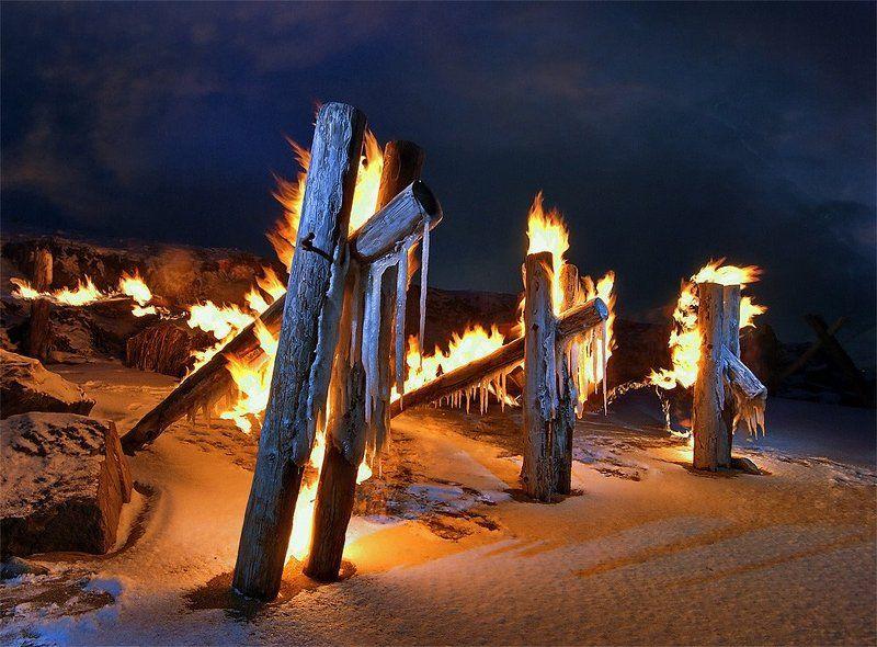 Пламенный привет из Ледяного Сахалина)photo preview