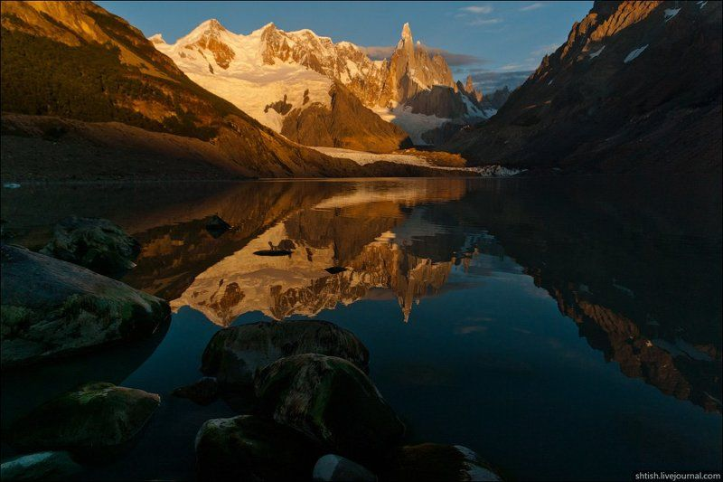 patagonia, argentina Cerro Torre IIphoto preview