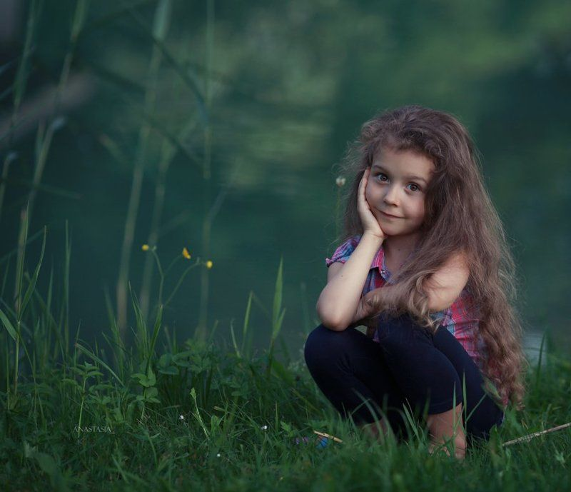 Анастасия Барковская, Детская фотосъемка, Ребёнок childhoodphoto preview