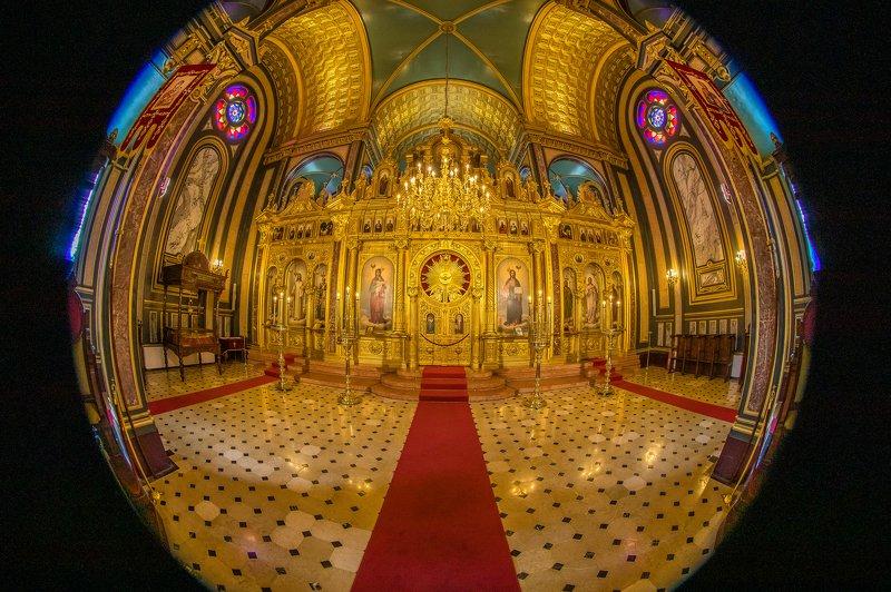bulgarian church instanbul, sveti stephan Bulgarian St. Stephen Churchphoto preview