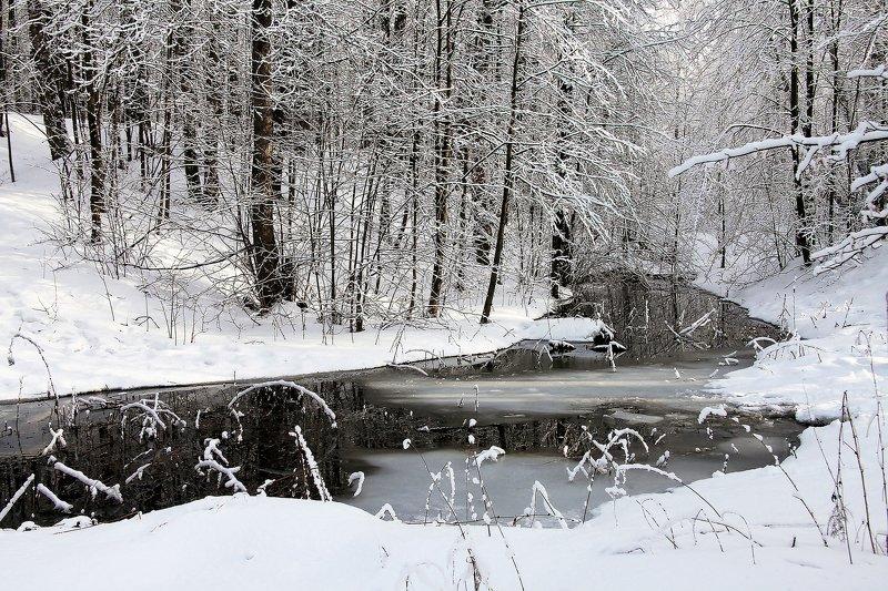 ...последний снег....photo preview