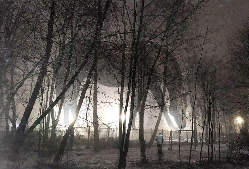 Сны города...photo preview