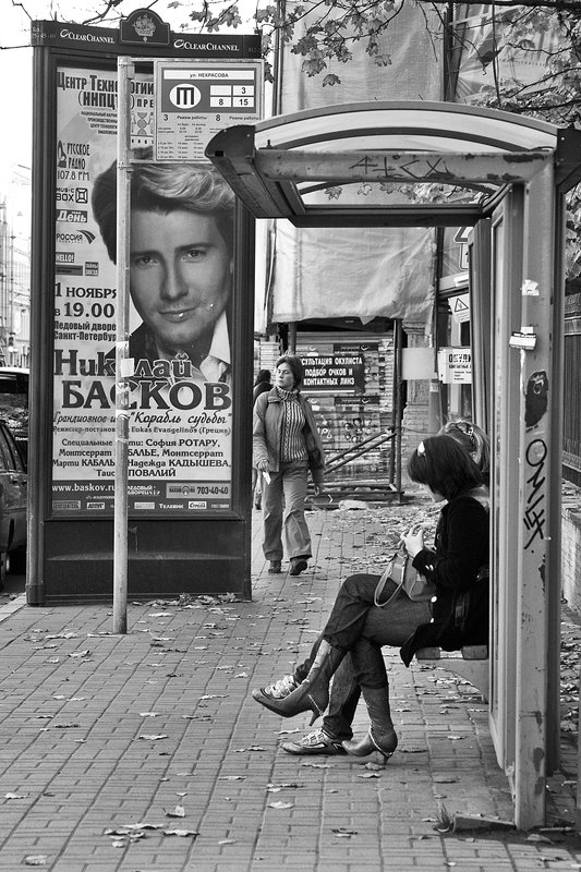 город, петербург, улица, апатиты, чб, Николай Басков в Петербургеphoto preview