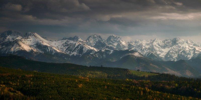 tatra mountains, mountains, landscape, pieniny Tatra mountainsphoto preview