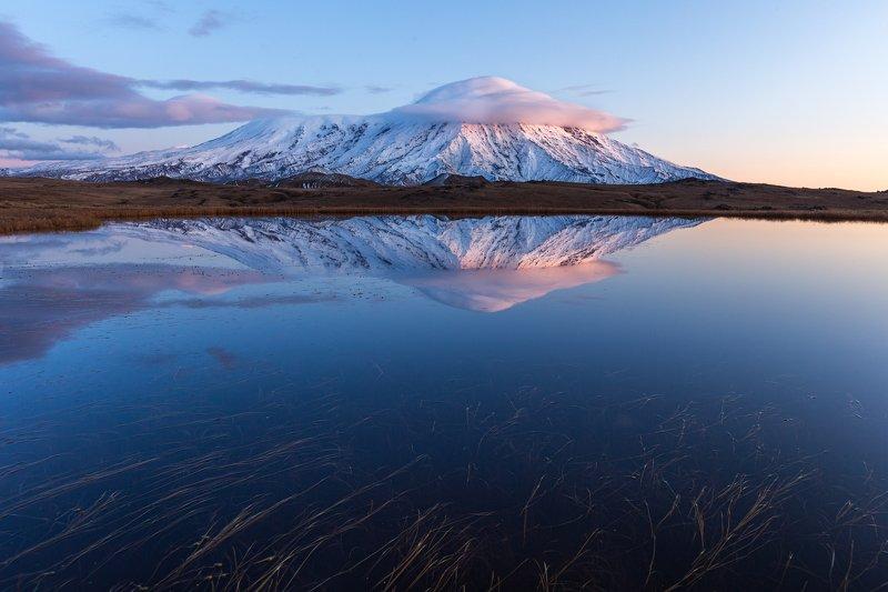 Камчатка, вулкан, туризм, астрофототур Тихий омутphoto preview