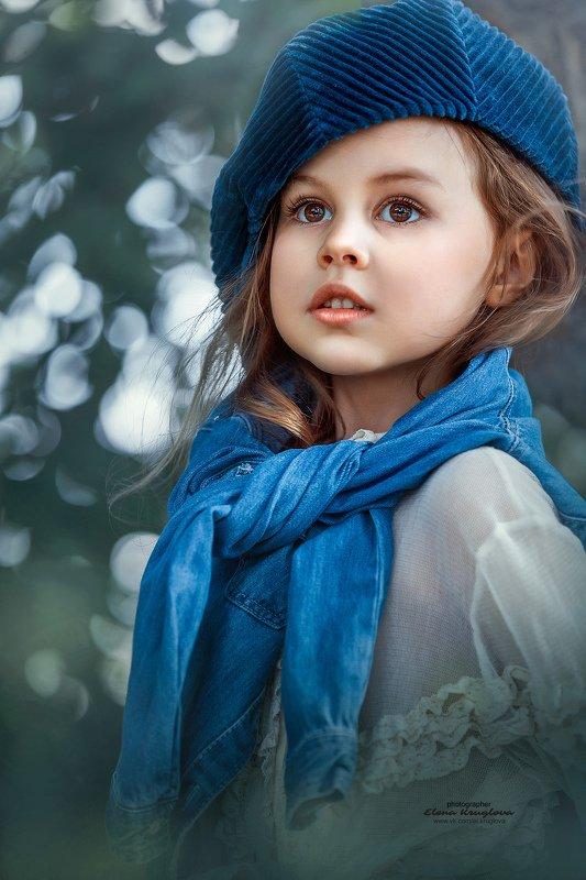 дети, сорванец, двор, сад, портрет Сорванецphoto preview
