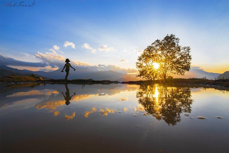 #sellingphoto.#landscape.#sunset. Choản Thènphoto preview