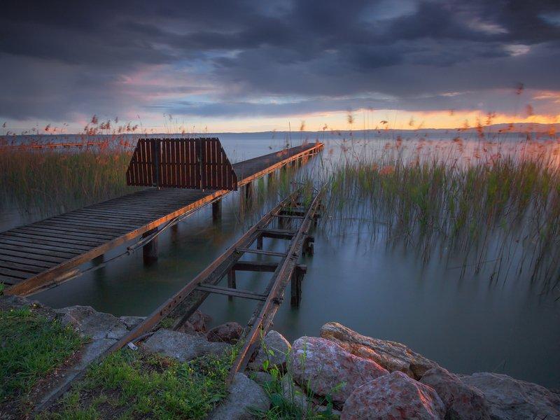 lake,garda,italy,canon A Simple Landscape фото превью