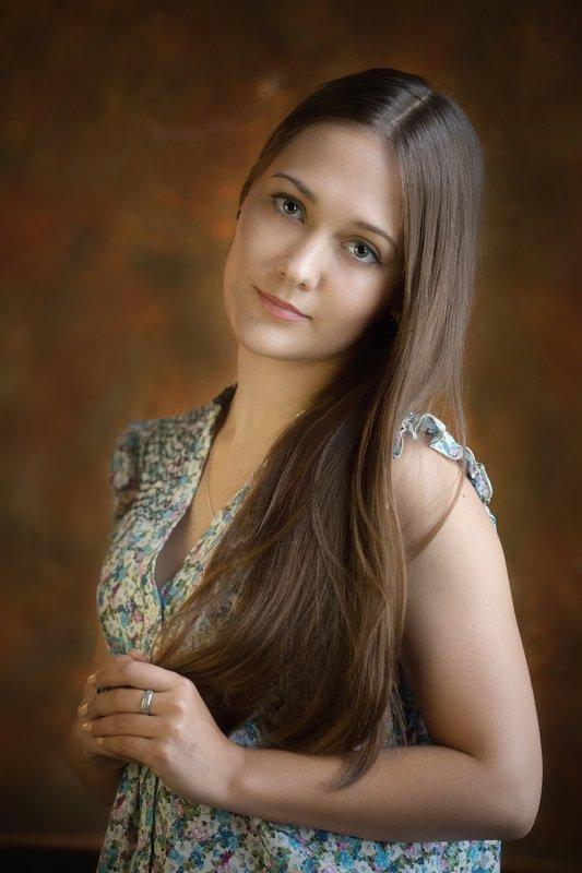 портрет, девушка ***photo preview